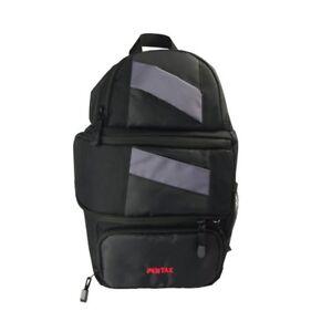 Pentax 85231 DSLR Sling Bag 2 Photography Camera Holder Durable Nylon Black NEW