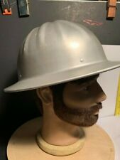 MCDONALD T ALUMINUM LOGGER MINER CONSTRUCTION OIL FIELD WORKERS HARD SAFETY HAT