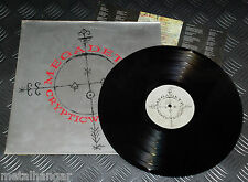 Megadeth 'Cryptic Writings' UK '97 Original Gatefold LP Vinyl Record Ultra Rare