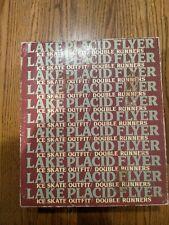 Lake Placid Ice Skates - child size 10