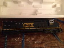 Lionel 39585 CSX DASH 9 NON-POWERED DUMMY Unit Cab #9051 New in Box w/ Master!