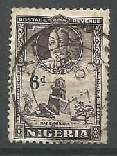Royalty George V (1910-1936) Nigerian Stamps (Pre-1960)
