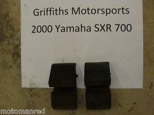00 YAMAHA SXR 700 SX R VMAX? 01? 99? rubber ski saddle bump bumper pads cushions