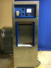 GETINGE 433HC V5 VACUUM/GRAVITY STEAM STERILIZER W/BUILT IN 30KW STEAM GENERATOR