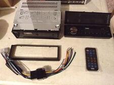 NAXA DETACHABLE PLL ELECTRONIC TUNING STEREO NCA-608 AMFM RADIO MP3CD REMOTE USB