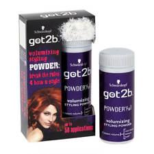Schwarzkopf GOT2B Powder'ful Volume Hair Salon Styling Powder 10g