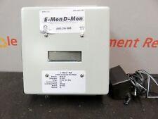 E-Mon D-Mon 3ph Energy Monitoring System Meter Class 2000 480100 Kit 100Amp