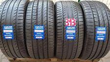 4 pneumatici 245 45 17 95W 2-michelin 2-pirelli  DOT 0912   [cod.313]