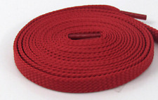 FLAT SHOE LACES approx 140cm - Red - 401 SWS