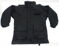 Arktis B511 Black Tactical Hooded Coat With Removable Quilt Liner XL Grade A