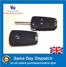 Opel Vauxhall Insignia Astra Flip remote key Astra J, ID46 CHIP 2 Button GENUINE