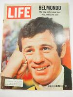 Life Magazine November 11, 1966 - Belmondo