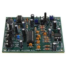 Digital Echo Chamber Velleman Electronics Kit Copy Cat Reverberation