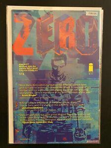 Zero 1 Variant High Grade Image Comic Book CL92-121