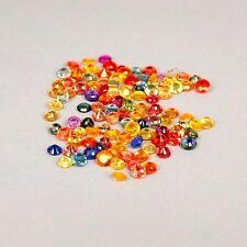 TOP SONGEA SAPPHIRES : 9,69 Ct Natürlicher Multi Color Saphir HEAT ONLY