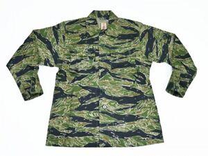 US Army Jungle Jacket Feldjacke Dragon Tiger Stripe Vietnam