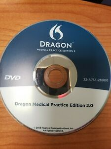 Dragon Medical Practice Edition 2 with code