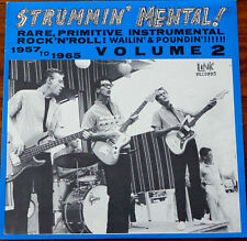 V/A - Strummin' Mental ! Vol 2 1957 to 1965 - LP Vinyl US SURF GARAGE