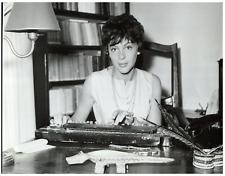 France, Françoise Prévost, actrice française  Vintage silver print Tirage arge