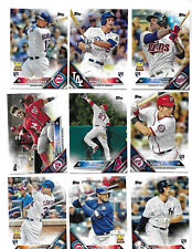2016 Topps Series 1 Baseball set  1 – 351  (350 cards)  Trout Harper Kershaw