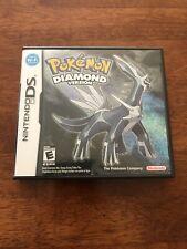 Pokémon: Diamond Version (DS, 2007) CASE ONLY, NO GAME