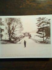GREETING CARD 631-WINSLOW FERRY DOCK  5 X 7 PRINT BAINBRIDGE ISLAND WASHINGTON