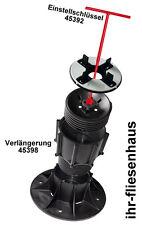 Verlängerung für Stelzlager Plattenlager um 55mm zu Serie SE Prolunga P1