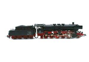 FLEISCHMANN 4177 HO Gauge DB 2-10-0 Steam Locomotive & Tender 051 628-6 Unboxed