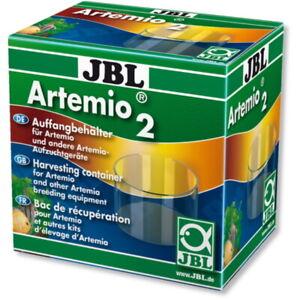 JBL Artemio 2- Auffangbehälter für Artemia Eier Nauplien Siebaufsatz ArtemioSet