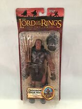 Lotr Crossbow Ukuk Hai The Two Towers Action Figure 8""
