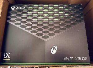Microsoft Xbox Series X SSD 1TB Console NUOVA SIGILLATA - GARANZIA ITALIA 2 Anni