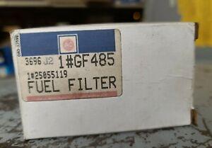 AC Delco GF485 Fuel Filter 20JS-1334-F3