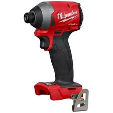 Milwaukee 2853-20 M18 FUEL 18V 1/4-Inch Cordless HEX Impact Driver - Bare Tool