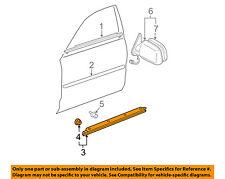 TOYOTA OEM 00-04 Avalon Front Door-Lower Molding Trim Right 75735AC020B0