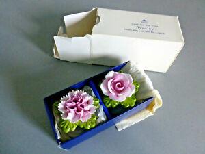 Aynsley Bone China Cruet Set, Boxed - Unused