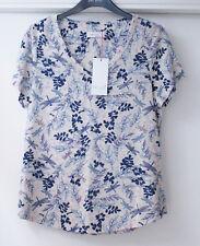 Ladies M&S Per Una Weekend Sizes 8 14 18 20 22 24 Short SleeveTop