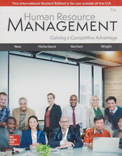 Human Resource Management Gaining A Competitive Advantage 11E Hollenbeck 11th Ed