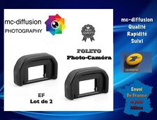 1 Lot De 2 Œilletons EF pour Canon EOS 2000D, 4000D, 750d,700d,650d,600d,550d