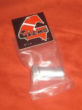 NEW Gizmo BMX old school parts head set clamp silver retro 80's NOS