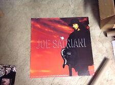 Album Cd. Joe Satriani Promo Posters guitar vai legends vintage music r