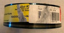 PROM 35MM FILM MOVIE TRAILER V2 SCOPE GREEN BAND WALT DISNEY STUDIOS