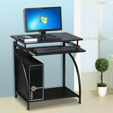 Computer Desk PC Laptop Writing Table Study Workstation Home Office Furniture