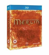 Merlin Complete BBC Series 5 [Blu-ray]