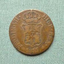 Espagne - Catalogne - Ferdinand VII - 3 Quartos - 1811