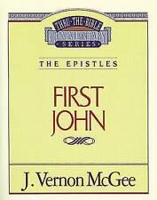 First John (Thru the Bible)-ExLibrary