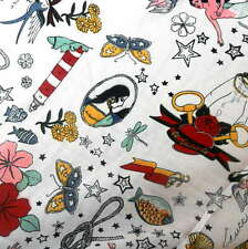 "Unbranded by the Metre Chiffon 46 - 59"" Craft Fabrics"