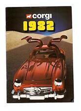 """Catálogo/catalogue """"Corgi 82"""", versión alemana, como nuevo/nearly New!"""