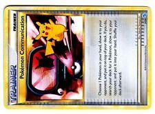 PROMO POKEMON CARD KIT TRAINER GYARADOS (LEVIATOR N° 27/30 PIKACHU COMMUNICATION