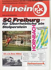 BL 93/94 1. FC Kaiserslautern - SC Freiburg