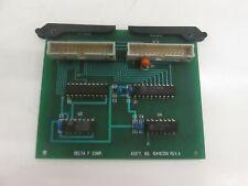 Delta F PCB Assy, 10416350, Used
